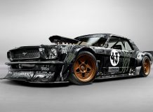 Ford Mustang Hoonicorn RTR фото
