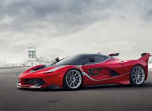 La Ferrari FXX фото