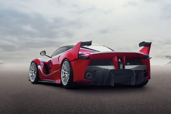 Гиперкар Ferrari FXXK