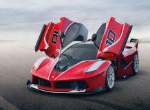 Трековый Ferrari FXX K