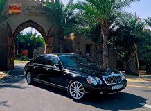 Автомобиль Майбах фото