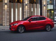 Фото седана Mazda 2 2016