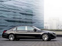 Mercedes-Maybach S-Class фото