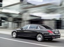 Новый Mercedes-Maybach 2016 фото