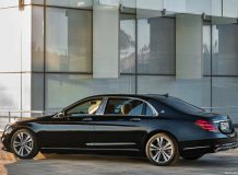 Mercedes-Maybach S-Class 2017 фото