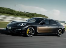 Porsche Panamera Turbo S Exclusive Series фото