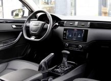 Фото салона Qoros 3 City SUV