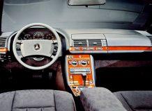 Салон W140