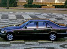 Mercedes-Benz S W140