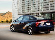 Toyota Mirai фото