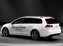 Фото Volkswagen Golf HyMotion