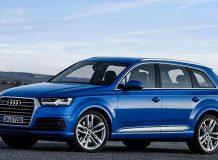 Новый Audi Q7 II