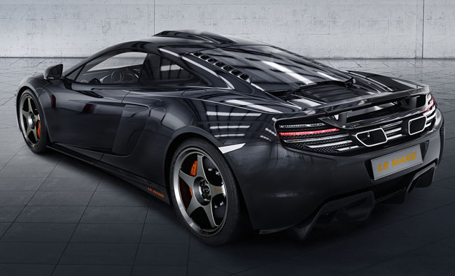 McLaren 650S Limited Edition фото