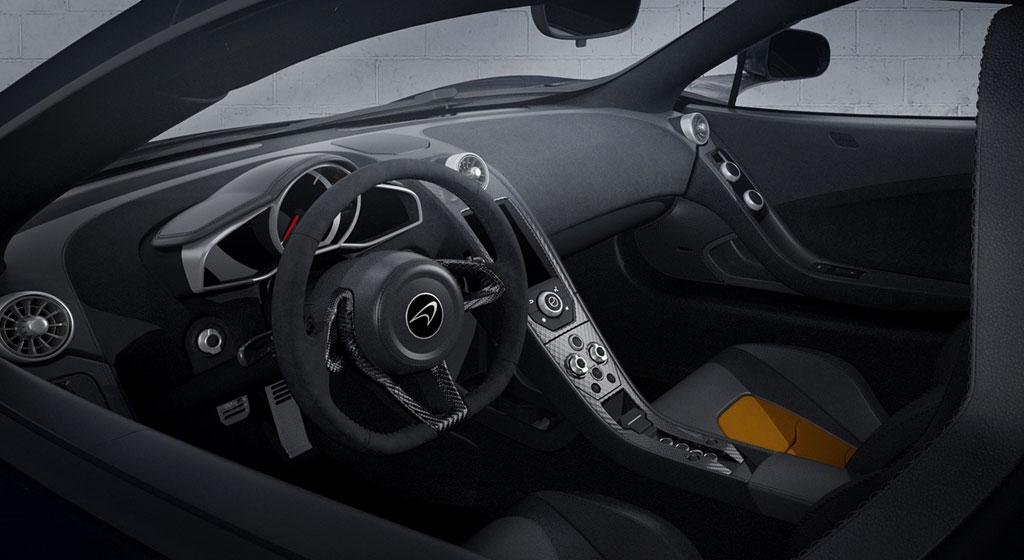 Фото салона McLaren 650S LE