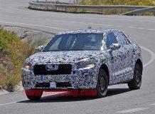 Audi Q1 фото