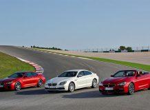 Обновленные BMW 6-Series 2015