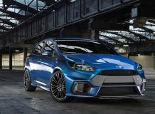 Ford Focus RS 3 2017 фото