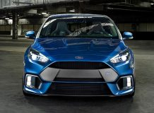 Фото Ford Focus RS в новом кузове