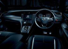 Фото салона Toyota Harrier Elegance G's