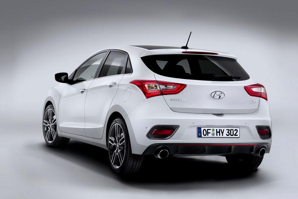 Hyundai i30 Turbo фото