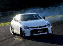 Фото Тойота Марк Х от Gazoo Racing
