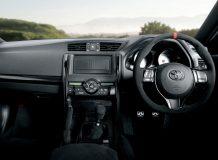 Фото салона Toyota Mark X GRMN
