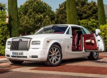 Rolls-Royce Phantom Coupe Series II фото