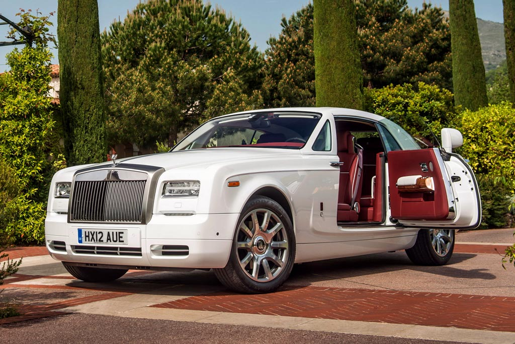 Rolls-Royce Phantom Coupe Series II фото