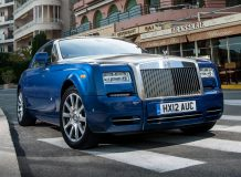 Фото Rolls-Royce Phantom Coupe 2