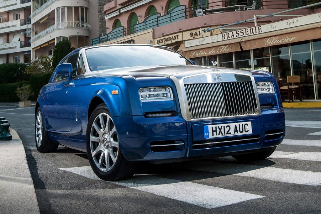 Фото Rolls-Royce Phantom Coupe 2