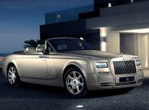 Rolls-Royce Phantom Drophead Coupe фото
