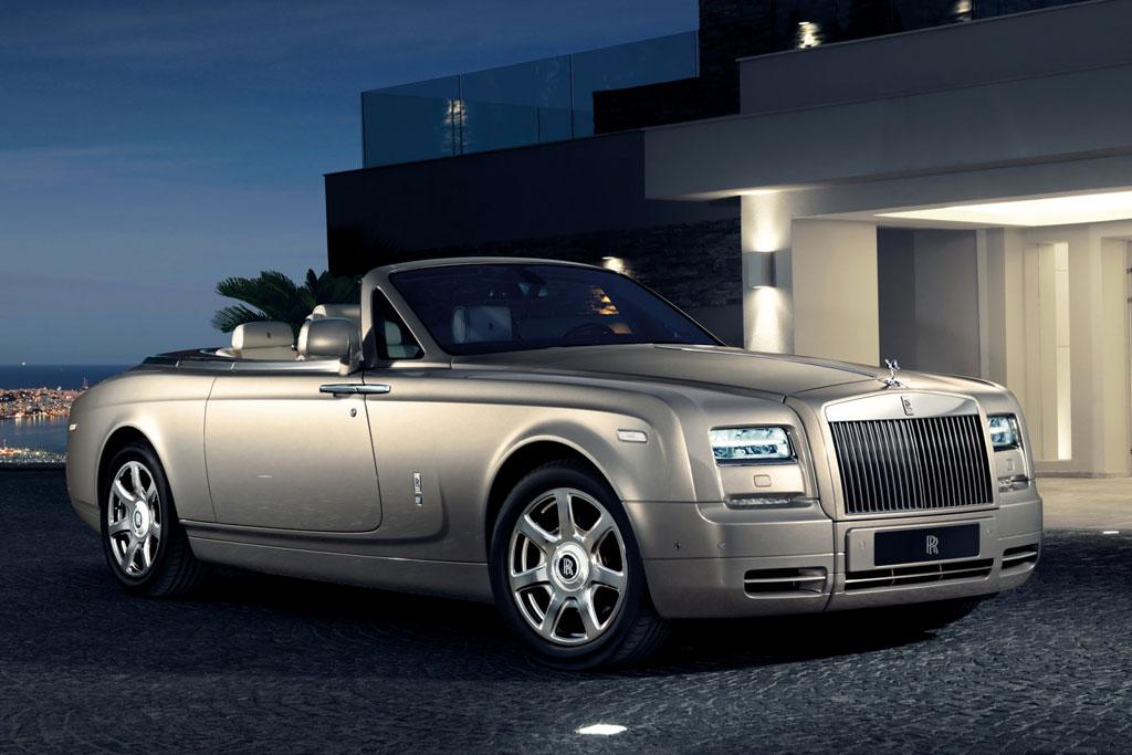 Rolls-Royce Phantom Drophead Coupe фото