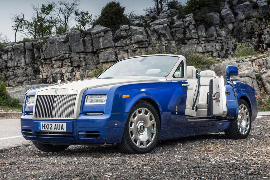 Фото Rolls-Royce Phantom Drophead Coupe II