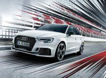 Новый Audi RS3 Sportback 2017 года