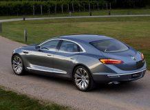 Buick Avenir Concept фото