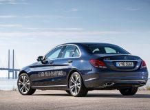 Mercedes-Benz C350 Plug-in-Hybrid фото