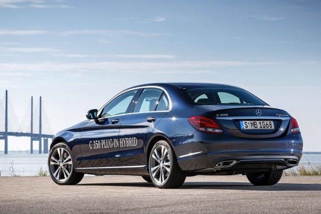 Mercedes-Benz C350 Plug-in-Hybrid