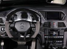 Фото салона Mercedes E-Class Cerberus