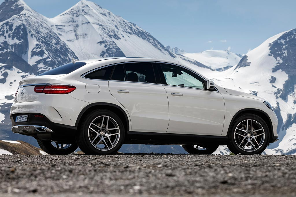 Mercedes GLE Coupe AMG Line 2019