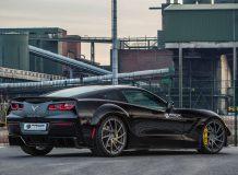 Диски на Corvette C7 от Prior Design