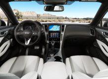 Фото салона Infiniti Q60 Coupe