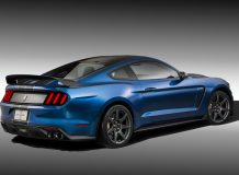 Ford Mustang Shelby GT350R фото