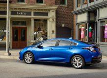 Новый Chevrolet Volt 2016 фото