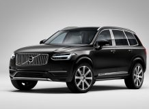 Volvo XC90 Excellence фото