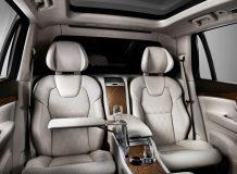 Интерьер Volvo XC90 Excellence