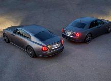Rolls-Royce Wraith & Ghost