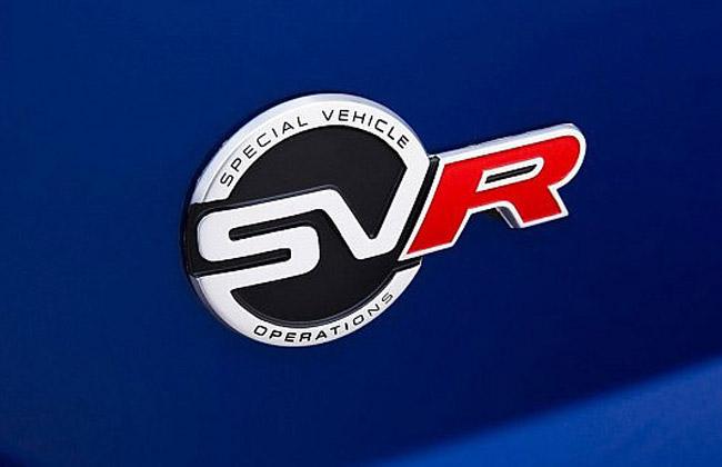 Логотип подразделения SVR