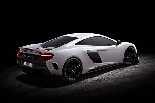 Новый McLaren 675 Long Tail