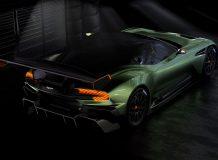 Aston Martin Vulcan фото