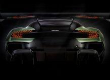 Автомобиль Aston Martin Vulcan